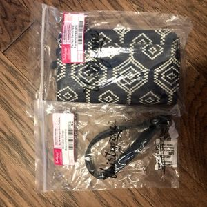 Thirty-One Perfect Cents Wallet & Wristlet Strap